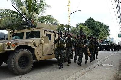 PNP SAF Zamboanga
