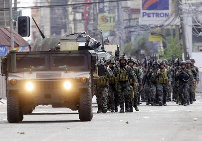 PNP SAF Zambo attacks