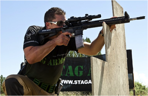 Team Stag Arms' Jesse Tischauser