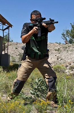 Team Stag Arms' Kalani Laker
