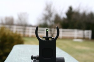 Zeroing the Iron Sights on Your AR 15 Rifle