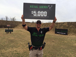 Team Stag Arms' Jesse Tischauser Wins First Ever 3-Gun Nation Stage 6 Finale Shoot-Off