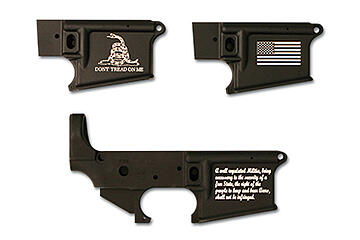 Engraved-AR-15-Lowers