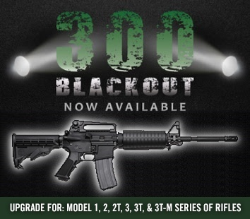 Stag Arms Now Offers 300 Blackout AR-15 Rifles